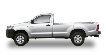 Toyota Hilux 4WD Double Cab Pickup Truck